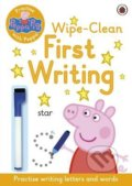 Peppa Pig: Wipe-Clean First Writing -