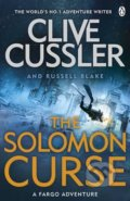 The Solomon Curse - Clive Cussler, Russell Blake