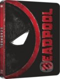 Deadpool Steelbook - Tim Miller