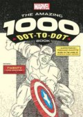 The Amazing Marvel 1000 Dot to Dot Book - Thomas Pavitte