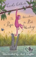 The Adventures of Pipì the Pink Monkey - Carlo Collodi