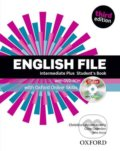 New English File - Intermediate Plus - Student's Book + Oxford Online Skills - Christina Latham-Koenig, Clive Oxenden