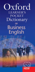 Oxford Learner's Pocket Dictionary of Bussines English - Dilys Parkinson