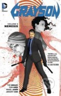 Grayson (Volume 3) - Tom King