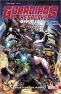 Guardians of the Galaxy: Guardians of Infinity - Dan Abnett a kol.