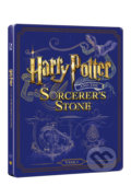 Harry Potter a kámen mudrců Steelbook - Chris Columbus