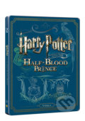 Harry Potter a princ dvojí krve Steelbook - David Yates