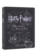 Harry Potter a Relikvie smrti - část 1. Steelbook - David Yates