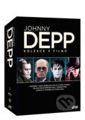 Johnny Depp kolekce - Tim Burton, Scott Cooper