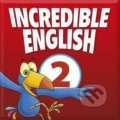 Incredible English 2: Student´s Online Practice Access Code Card Pack - S. Phillips, M. Morgan, M. Slattery