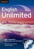 English Unlimited - Advanced - A Combo - Adrian Doff, Ben Goldstein, Maggie Baigent
