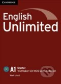 English Unlimited-  Starter Testmaker - CD-ROM with Audio CD - Mark Lloyd