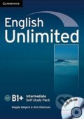 English Unlimited - Intermediate - Self-study Pack - Maggie Baigent, Nick Robinson