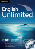 English Unlimited - Intermediate - Coursebook - David Rea, Theresa Clementson a kol.