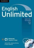English Unlimited - Advanced - Teacher's Pack - Adrian Doff, Johanna Stirling, Sarah Ackroyd