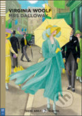 Mrs Dalloway - Virginia Woolf, Richard J. Larkham, Antonio Marinoni (ilustrácie)