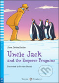Uncle Jack and the Emperor Penguins - Jane Cadwallader, Gustavo Mazali (ilustrácie)