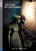 The turn of the Screw - Henry James, Janet Borsbey, Ruth Swan, Rodolfo Brocchini (ilustrácie)