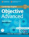 Objective - Advanced - Student's Book with Answers - Felicity O'Dell, Annie Broadhead