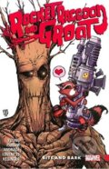 Rocket Raccoon and Groot - Skottie Young, Jeff Loveness a kol.