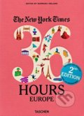 The New York Times: 36 Hours Europe - Barbara Ireland