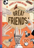 Great friends! - Angela Tomkinson, Francesca Capellini (ilustrácie)
