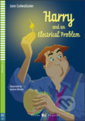 Harry and an Electrical Problem - Jane Cadwallader, Gustavo Mazali (ilustrácie)