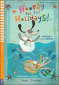 Hooray for the Holidays - Dominique Guillemant, Alistar (ilustrácie)