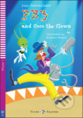 PB3 and Coco the Clown - Jane Cadwallader, Gustavo Mazali (ilustrácie)