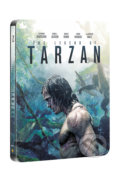 Legenda o Tarzanovi 3D Steelbook - David Yates