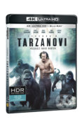 Legenda o Tarzanovi Ultra HD Blu-ray -