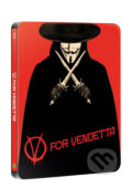 V jako Vendeta Steelbook - James McTeigue
