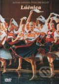 LÚČNICA SLOVAK NATIONAL FOLKLORE BALLET DVD -