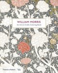 An Arts and Crafts Coloring Book - William Morris