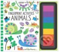 Fingerprint Activities: Animals - Fiona Watt