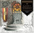 Game of Thrones Coloring Book -