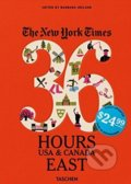 The New York Times: 36 Hours, USA and Canada, East - Barbara Ireland