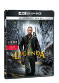 Já, legenda Ultra HD Blu-ray - Francis Lawrence