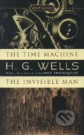 The Time Machine / The Invisible Man - H.G. Wells