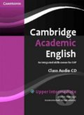 Cambridge Academic English B2: Upper Intermediate - Class Audio CD - Martin Hewings