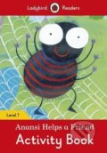 Anansi Helps a Friend -