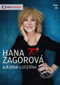 Hana Zagorová 70 - DVD+CD -