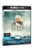 Sully: Zázrak na řece Hudson Ultra HD Blu-ray - Clint Eastwood