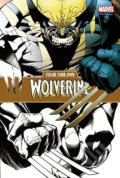 Color Your Own: Wolverine -