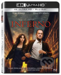 Inferno HD Blu-ray - Ron Howard