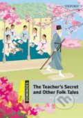 Dominoes 1: Teacher's Secret and Other Folk Tales - Joyce Hannam