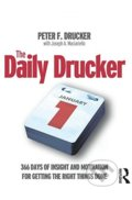 The Daily Drucker - Peter F. Drucker