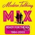 Modern Talking: Ready For The Mix LP - Modern Talking