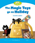 Magic Toys on Holiday - Caroline Laidlaw