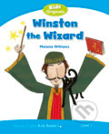Winston the Wizard - Melanie Williams